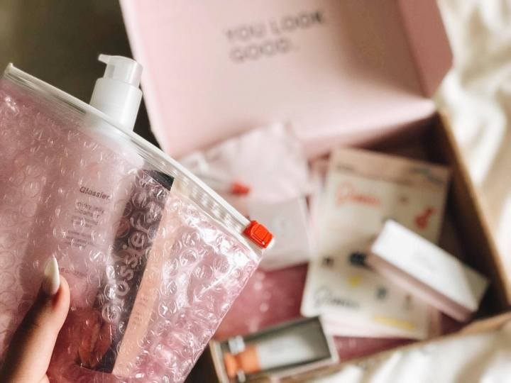 My First Time:Glossier